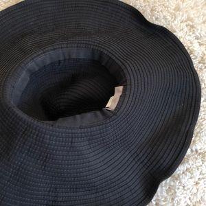 Suzanne Bettley Accessories - Suzanne Bettley Wide Brim Summer Hat f358bcbb075
